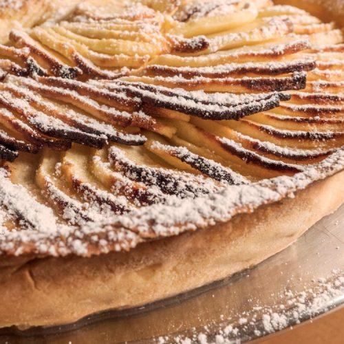 Bistro 33 - Restaurant à Commugny - tarte aux pommes